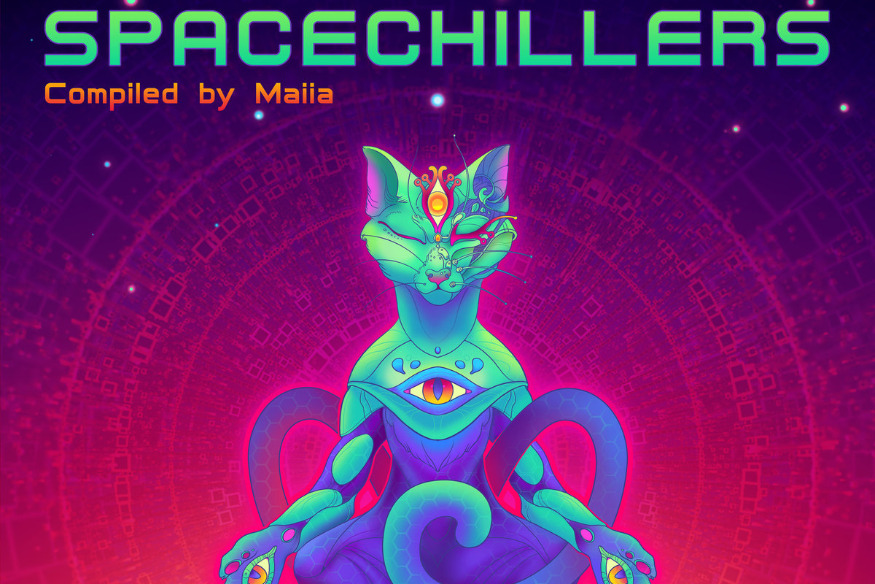 Spacechillers compiled by Maiia